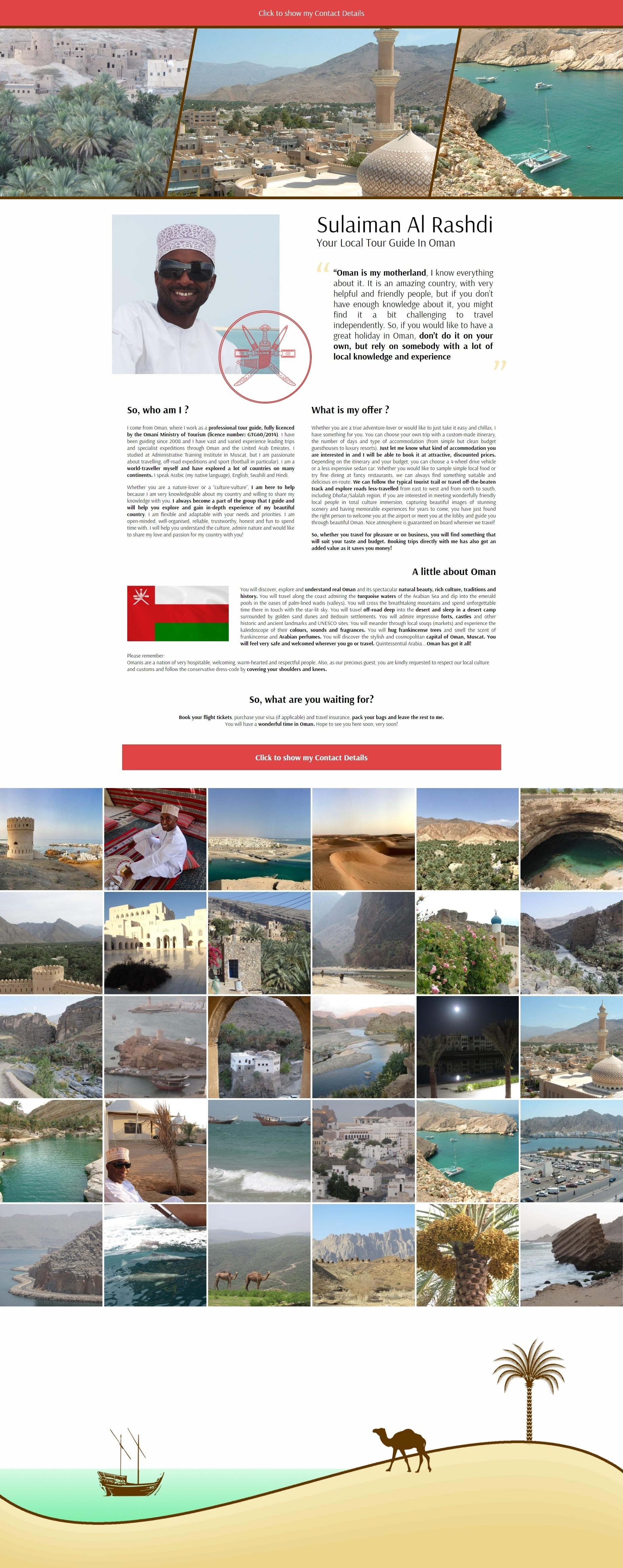 Guide Oman 1